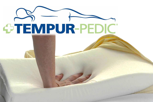 Tempurpedic Pillows & Beds